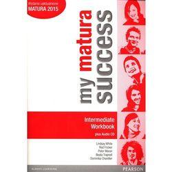 My matura success intermediate Workbook plus Audio Cd - wyślemy dzisiaj, tylko u nas taki wybór !!! (opr. miękka)
