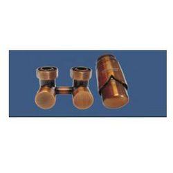 Zestaw armatury ekskluzywnej Schlosser figura kątowa, antyczna miedź + nypel 2szt. 1/2 x 3/4 601000036