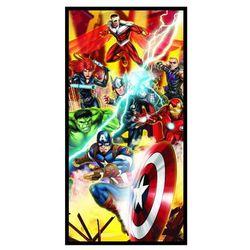 Ręcznik plażowy Captain America