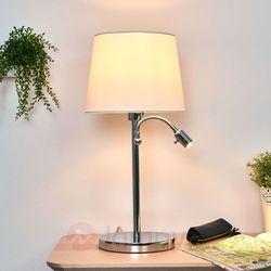 Lampa Stołowa Lavo Z Lampką Do Czytania Led