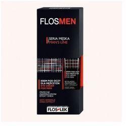 FlosMen - Krem pod oczy przeciw zmarczkom (20ml)