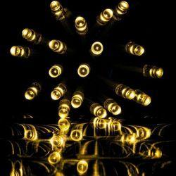 LAMPKI CHOINKOWE 100 DIOD LED OZDOBA SWIATECZNA - 100 LED / 15 METRÓW
