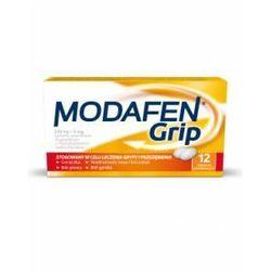 Modafen Grip 12 tabletek