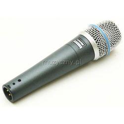 Shure Beta 57 A mikrofon dynamiczny Płacąc przelewem przesyłka gratis!