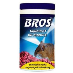 BROS - granulat na nornice 250g (BROS237)