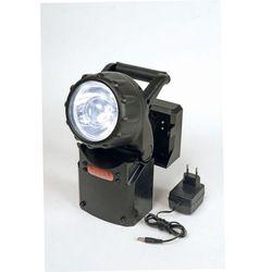 Latarka LED + halogen akumulatorowa (IR1000)