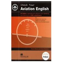 Check your Aviation English, w. 2 Audio-CDs