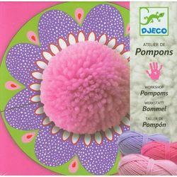 Zestaw artystyczny - Pompony