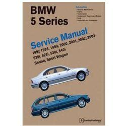 BMW 5 Series Service Manual 1997-2003 (E39)
