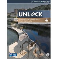 Unlock Level 4 Reading and Writing Skills Teachers Book with DVD (opr. miękka)