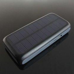 SUNEN Ładowarka solarna 0,8W 13000 mAh, 2X USB 1A, 2.1A