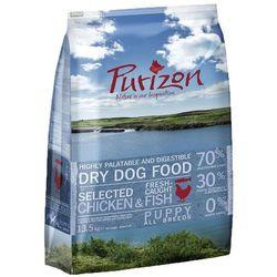 11,5 + 2 kg gratis! Purizon, 13,5 kg - Puppy
