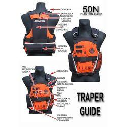 Kamizelka asekuracyjna AQ Traper Guide rozmiar S