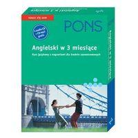 Angielski w 3 miesiące. Kurs językowy z nagraniami dla średnio zaawansowanych +4 CD