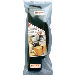 Taśma rzepowa Z taśmą element z pętelkami i haczykami (DxS) 1700 mm x 50 mm Czarny Fastech 923-330-Bag 1 szt.