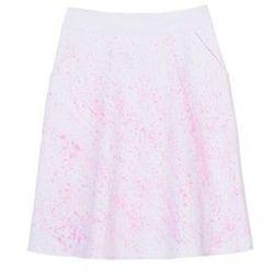 Spódnica jeansowa różowa Pollock