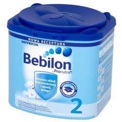 Bebilon 2 z Pronutra mleko modyfikowane dla dzieci od 6 miesiąca 350g