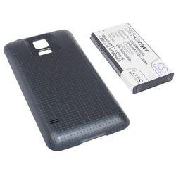 Samsung Galaxy S5 / EB-B900BC 5600mAh 21.56Wh Li-Ion 3.85V powiększony niebieski (Cameron Sino)