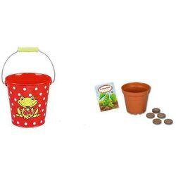 Sadzonka Groszek w kubełku Garden Kids