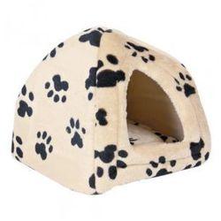 Domek Sheila- przytulne legowisko dla kota lub psa