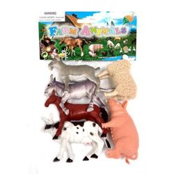Figurki SWEDE Zwierzęta Na Farmie