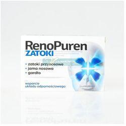 RENOPUREN ZATOKI 60 tabletek