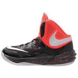 Nike Performance PRIME HYPE DF II Obuwie do koszykówki black/reflective silver/bright crimson