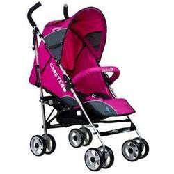Wózek spacerowy Gringo różowy