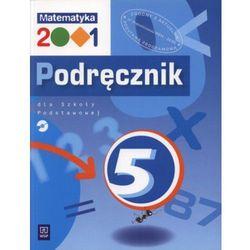 Matematyka 2001 - podręcznik, klasa 5, szkoła podstawowa (+CD) (opr. miękka)