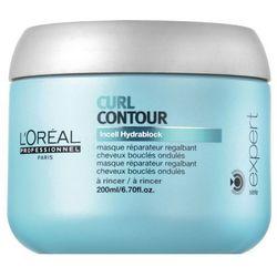 Curl Contour odżywcza maska do włosów kręconych 200ml