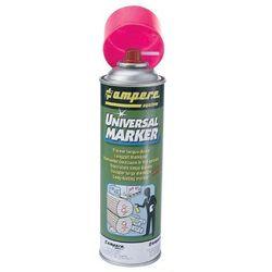 Farba w aerozolu AMPERE Universal Marker - różowy