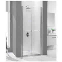 SANPLAST drzwi wahadłowe Prestige 80 DD/PRIII-80 600-073-0920-38-401