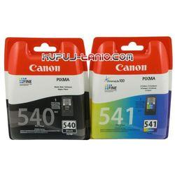 PG540 + CL541 tusze Canon komplet (oryg.) do Canon MG3550, MG4250, MG2250, MG3150, MG3250, MX395, MX375, MX475