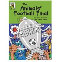 Froglets: The Animals' Football Final