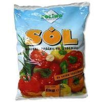 SOLINO 1kg Sól Warzona Jodowana