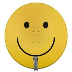Antena Sat.85 Satman 850/karton/+u.LNB ALU Smiley