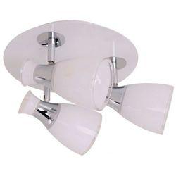 Plafon LAMPA sufitowa FROMEO FH40083BJB-90 Italux IP20 metalowa OPRAWA ścienna KINKIET biały