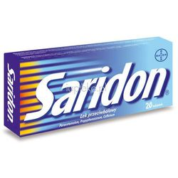 Saridon tabl.x 20
