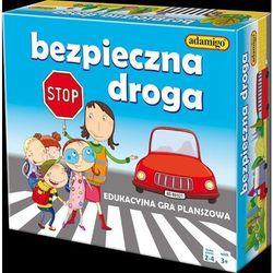 Bezpieczna droga Edukacyjna gra planszowa