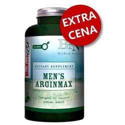 Men`s Arginimax 90 kaps - naturalna viagra + powiększenie penisa