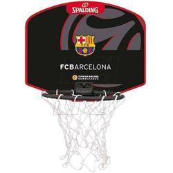 Mini tablica SPALDING FC Barcelona z piłką