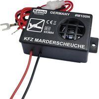 Odstraszacz kun i gryzoni do samochodu Kemo Electronic M100N, ochrona kabli