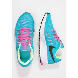 Nike Performance ZOOM PEGASUS 33 Obuwie do biegania treningowe türkis/pink/lila