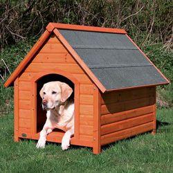 TRIXIE Buda dla psa ze skośnym dachem rozmiar L 83×87×101 cm