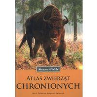 Atlas zwierząt chronionych (opr. twarda)
