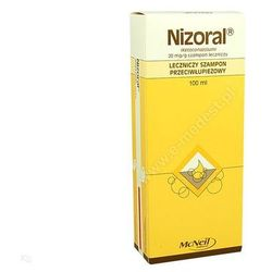 Nizoral, (20 mg/g), szamp.leczn., 100 ml