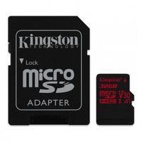 Karta pamięci Kingston CANVAS SDCR/32GB (32GB; Class 10; Adapter)