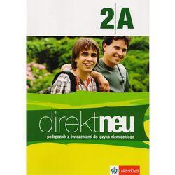 Direkt Neu 2A SB+WB+ABI-Heft LEKTORKLETT (opr. broszurowa)