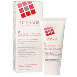 Le Maadr - Creme Antirougeurs Aux Cellules Souches - Krem do cery naczynkowej z komórkami macierzystymi - 40 ml