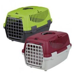 Capri I - transporter dla kota i małego psa Kolor:Jasnoszary / Niebieski